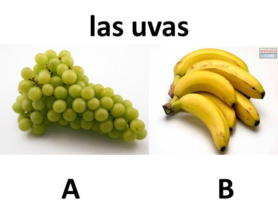las uvas A B 66