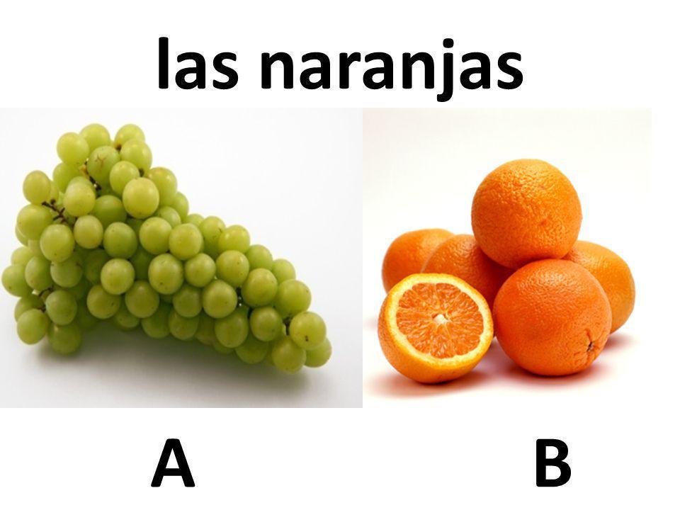 las naranjas A B 71