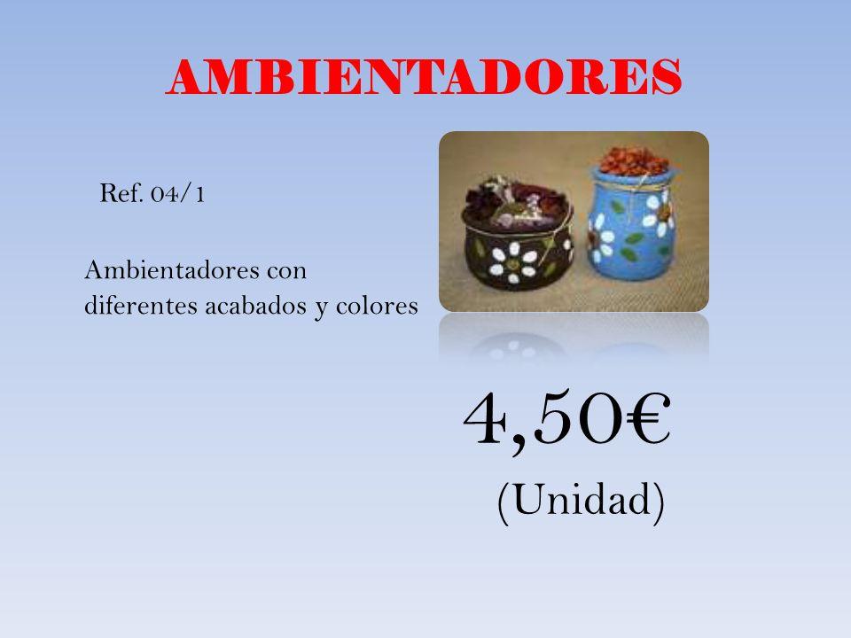 4,50€ AMBIENTADORES (Unidad)