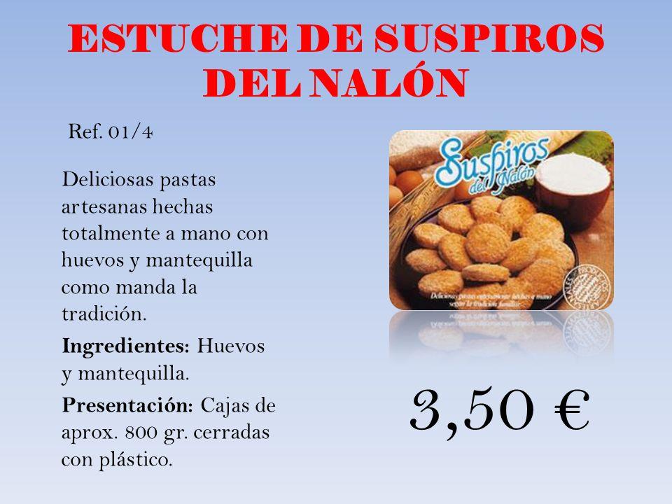 ESTUCHE DE SUSPIROS DEL NALÓN