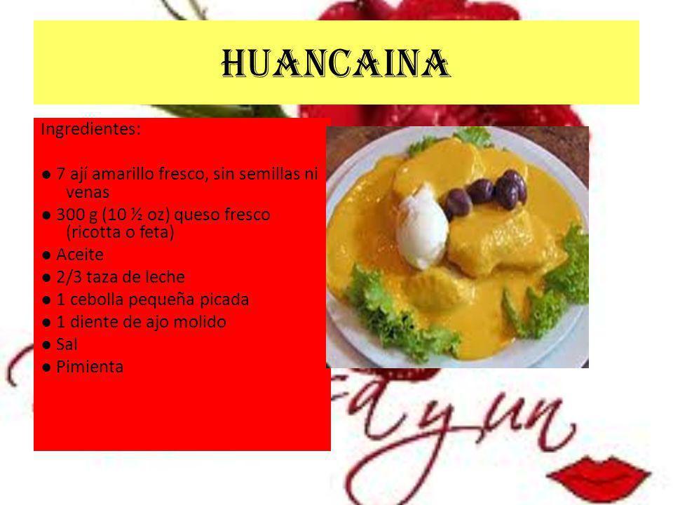 HUANCAINA