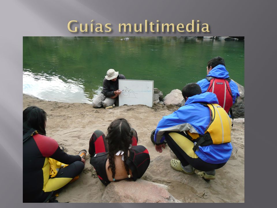 Guías multimedia