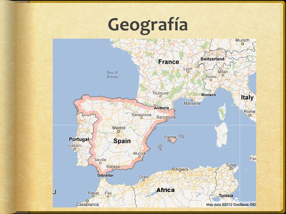 Geografía Africa