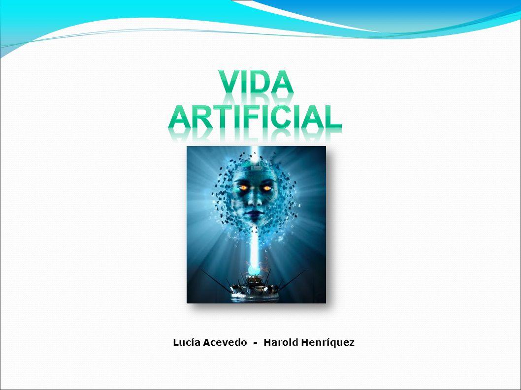 Vida Artificial Lucía Acevedo - Harold Henríquez 1 1