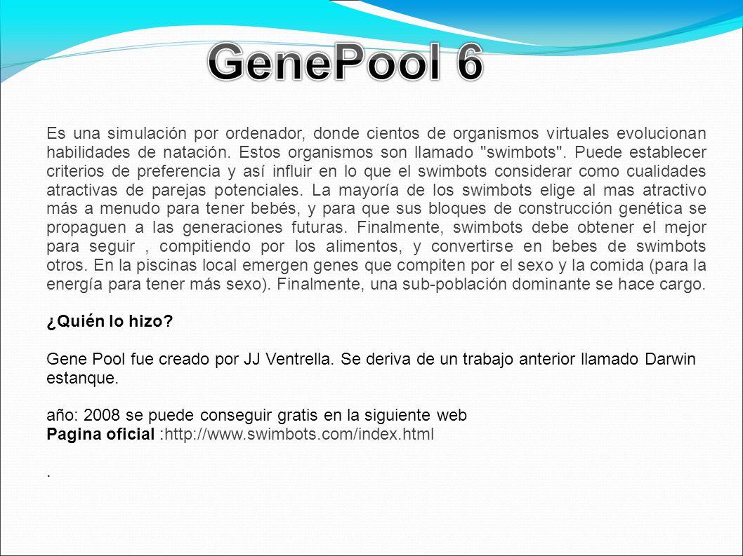 GenePool 6