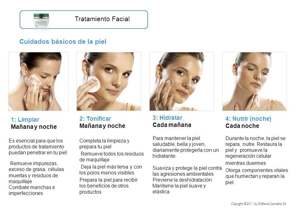 Cuidados básicos de la piel
