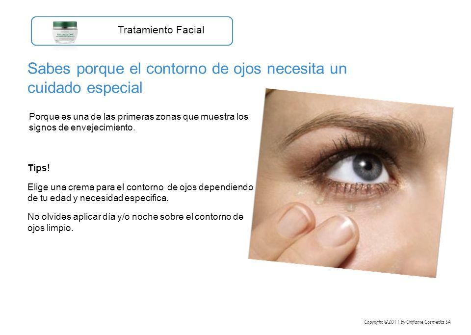 Sabes porque el contorno de ojos necesita un cuidado especial