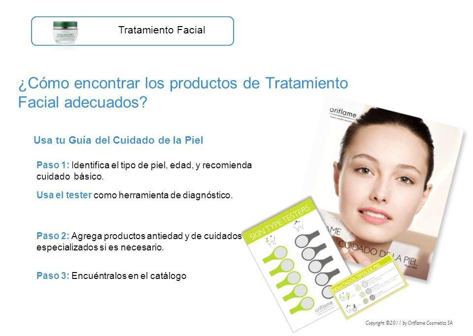 ¿Cómo encontrar los productos de Tratamiento Facial adecuados