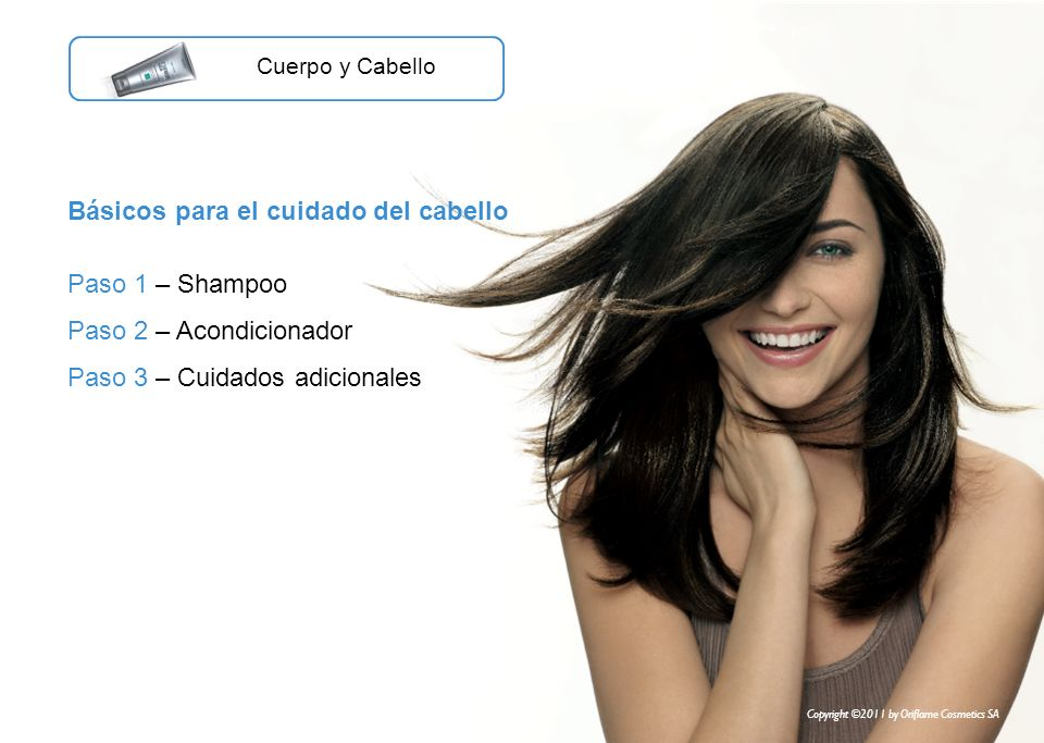 Básicos para el cuidado del cabello Paso 1 – Shampoo