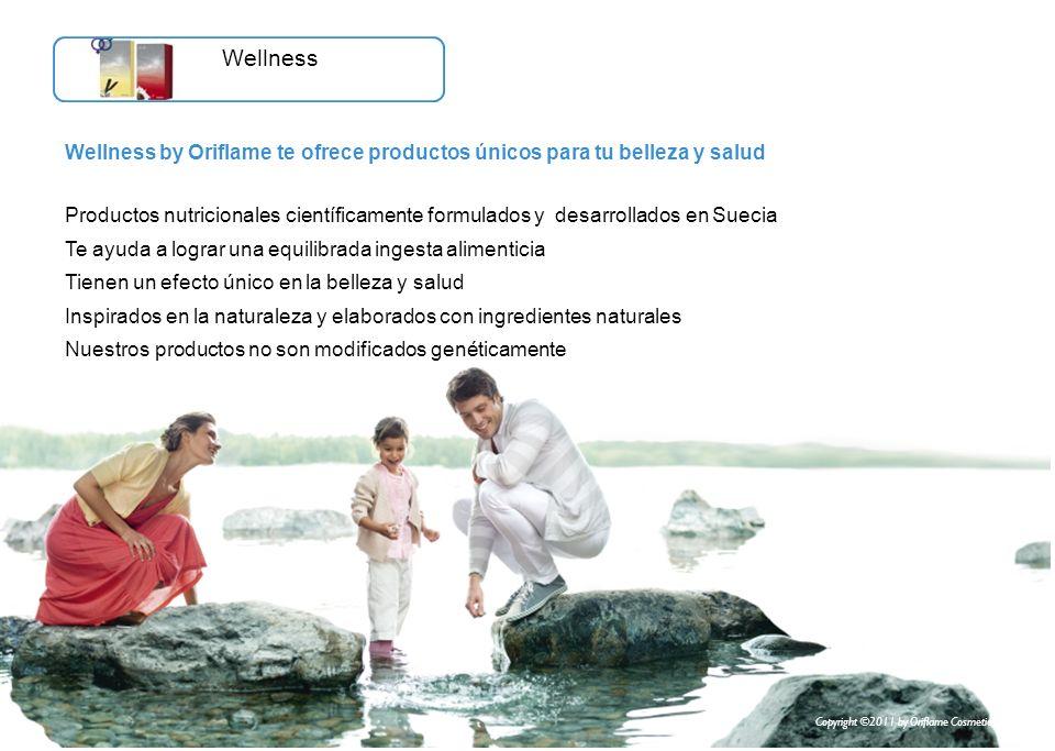 Wellness Wellness by Oriflame te ofrece productos únicos para tu belleza y salud.