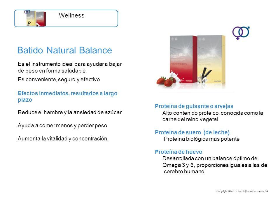 Batido Natural Balance
