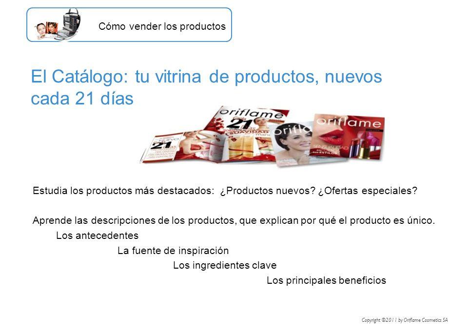 El Catálogo: tu vitrina de productos, nuevos cada 21 días