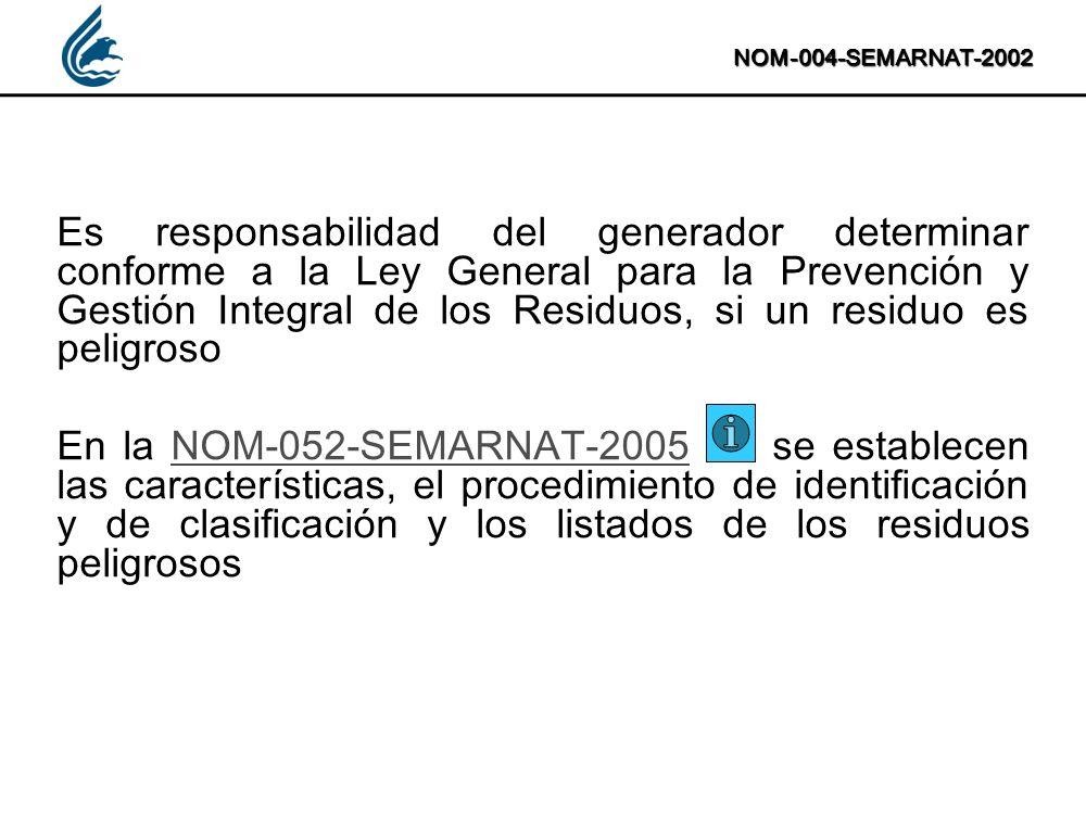 NOM-004-SEMARNAT-2002