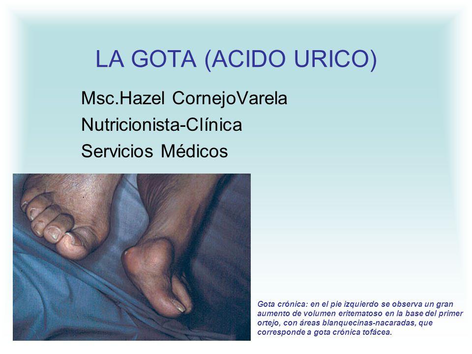 Msc.Hazel CornejoVarela Nutricionista-Clínica Servicios Médicos
