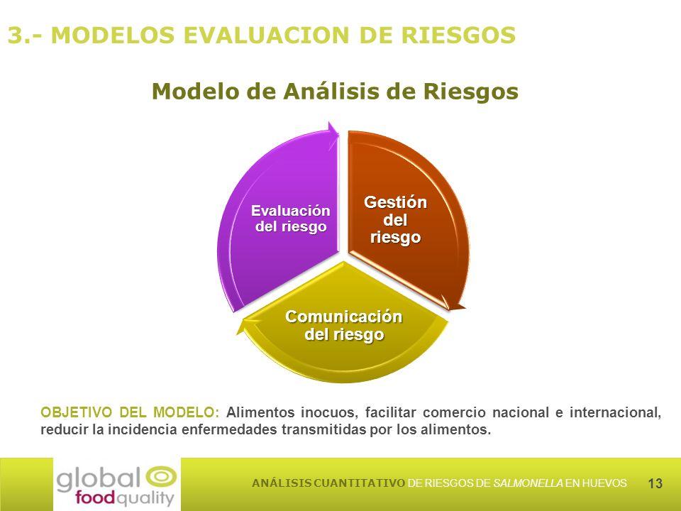 Modelo de Análisis de Riesgos