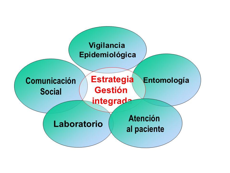 Comunicación Estrategia Social Gestión integrada Atención Laboratorio