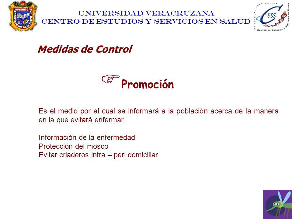 Promoción Medidas de Control