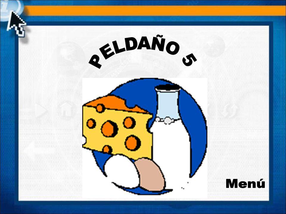 PELDAÑO 5 Menú