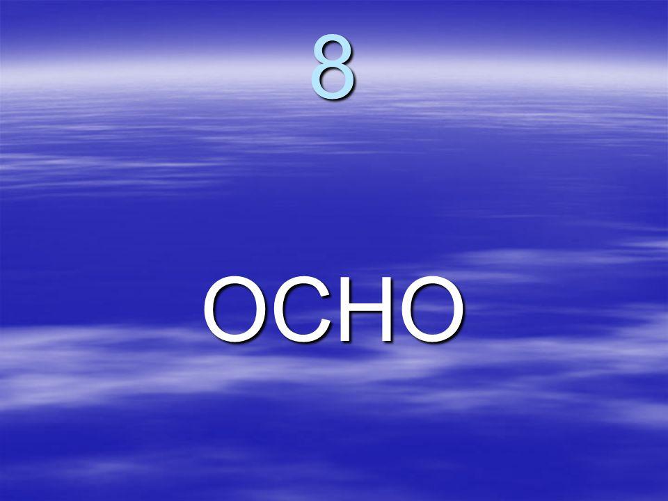 8 OCHO