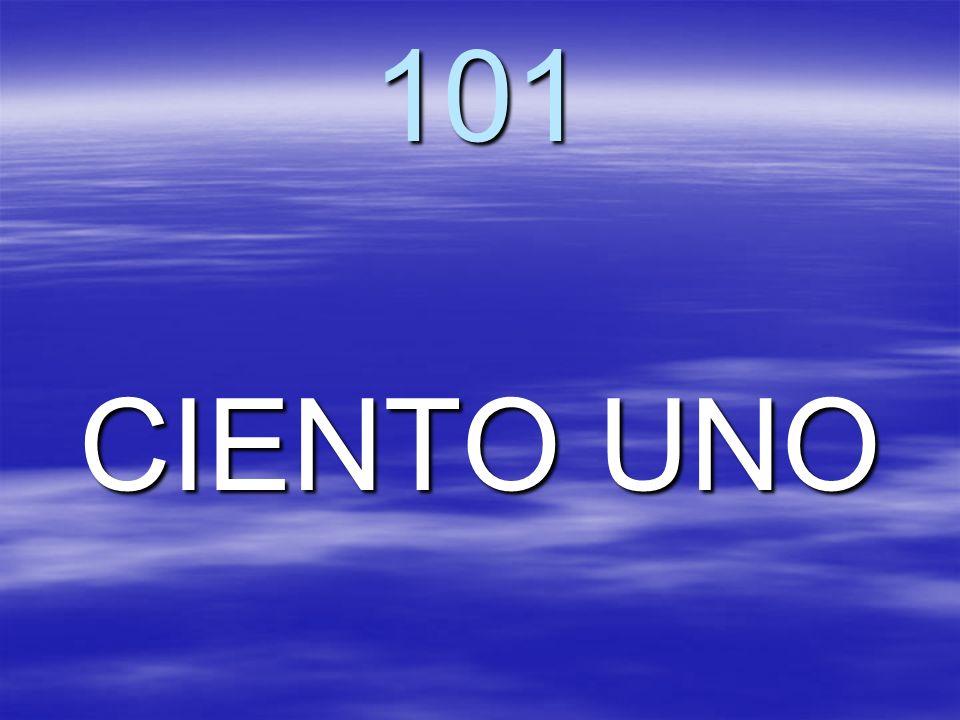 101 CIENTO UNO