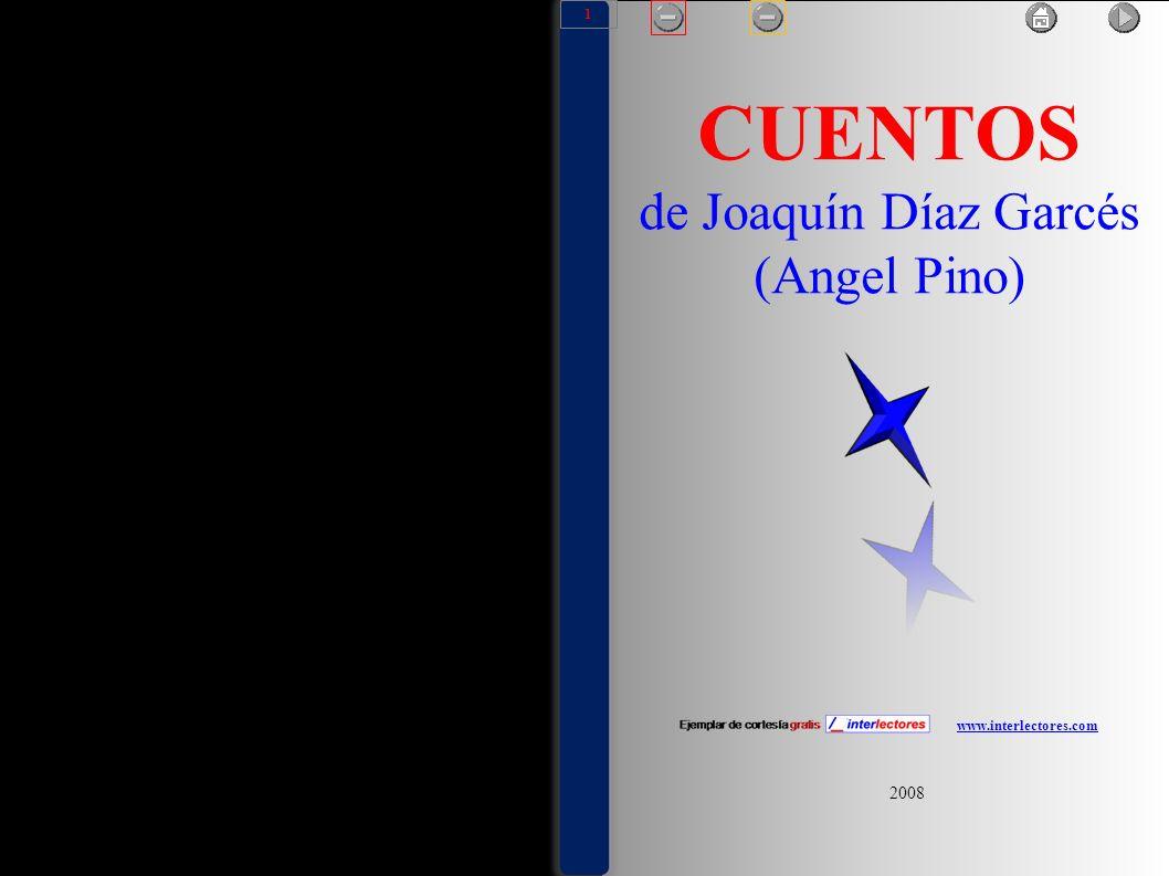 de Joaquín Díaz Garcés (Angel Pino)