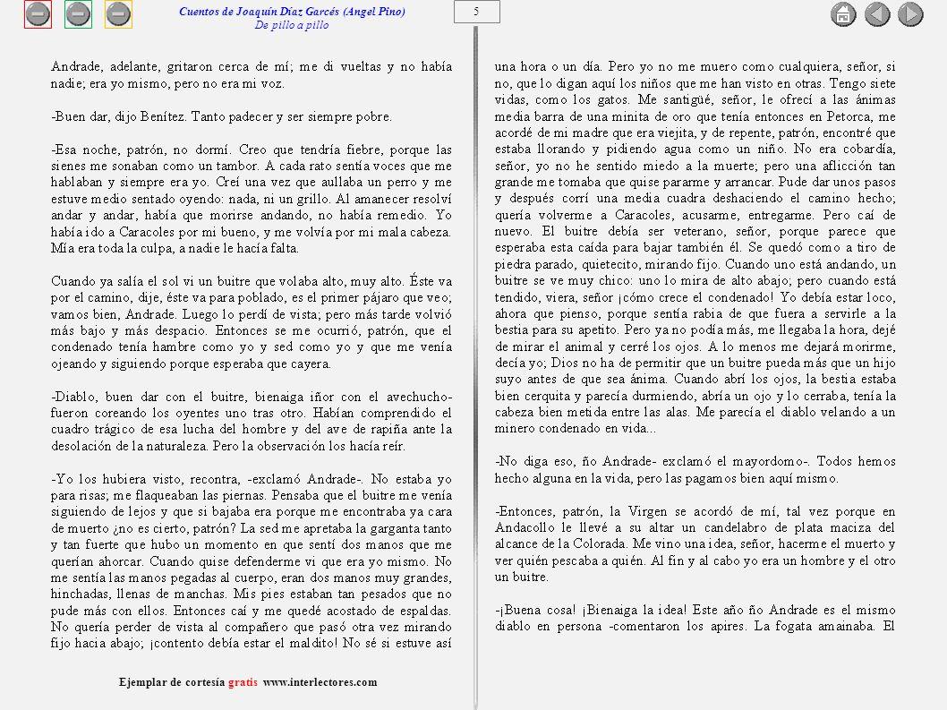Cuentos de Joaquín Díaz Garcés (Angel Pino) De pillo a pillo 5
