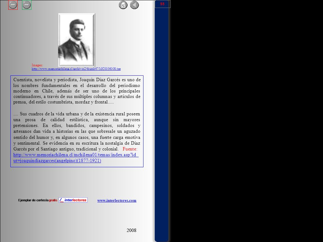 88 Imagen: http://www.memoriachilena.cl/archivos2/thumb67/MC0036008.jpg.