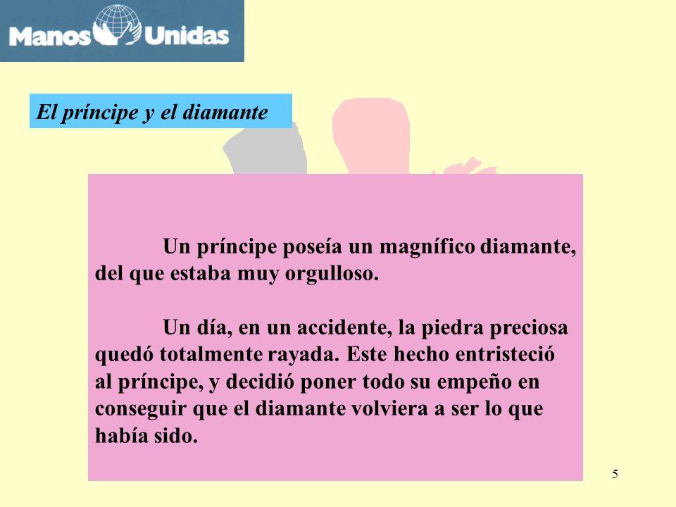 El príncipe y el diamante