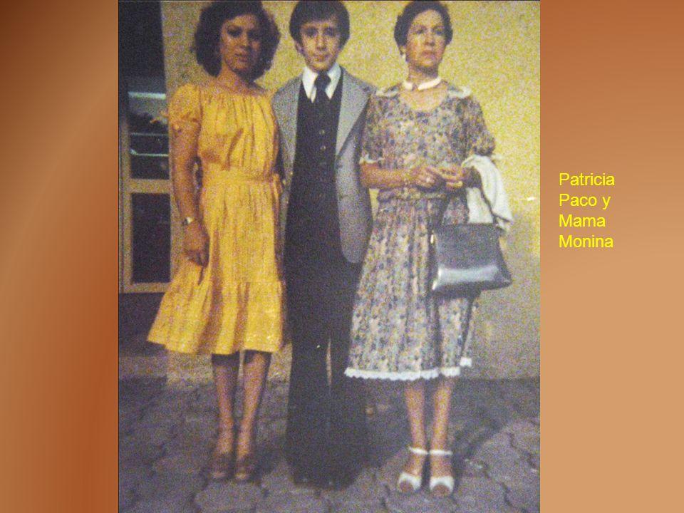 Patricia Paco y Mama Monina
