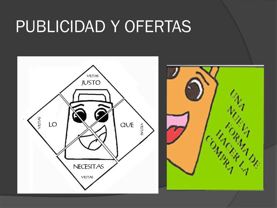 PUBLICIDAD Y OFERTAS