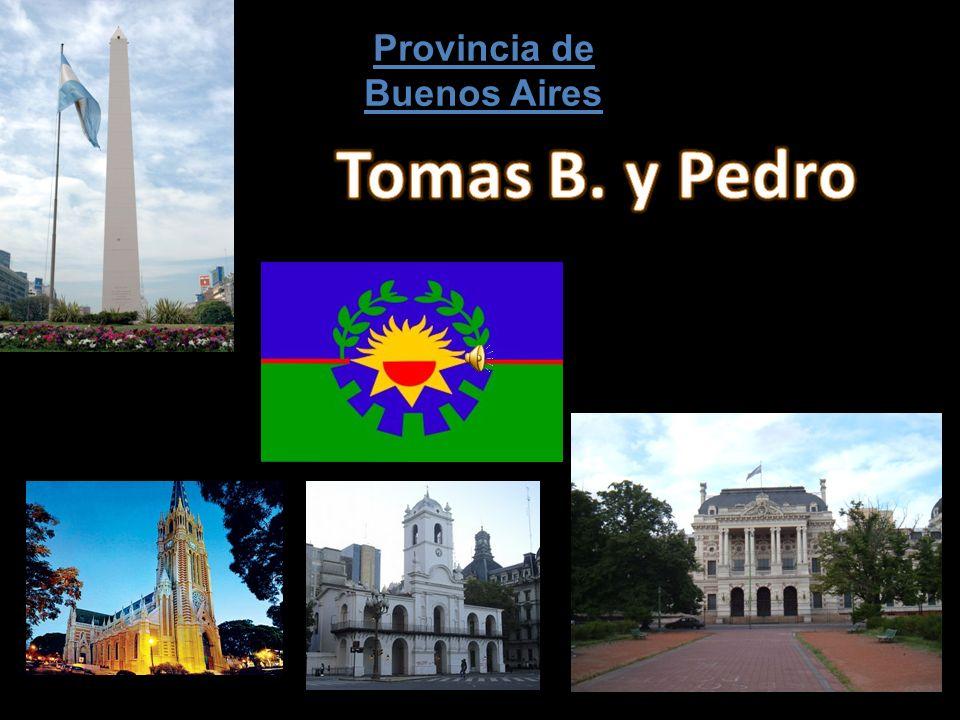 Provincia de Buenos Aires Tomas B. y Pedro
