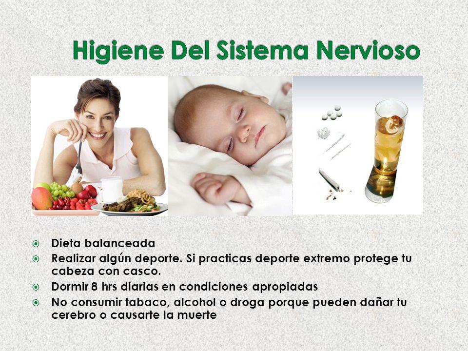 Higiene Del Sistema Nervioso