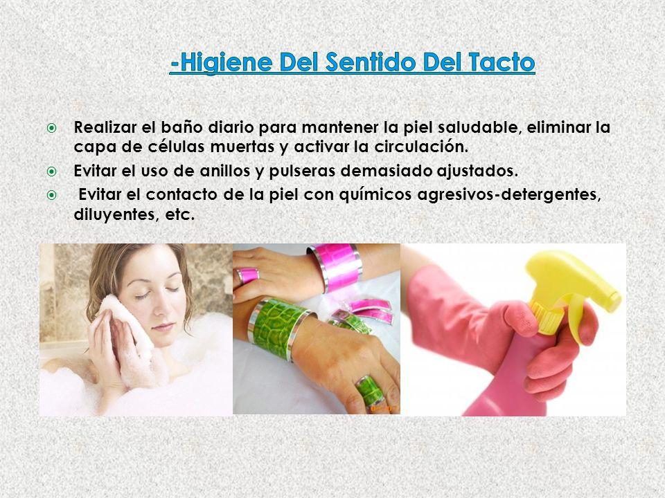 -Higiene Del Sentido Del Tacto