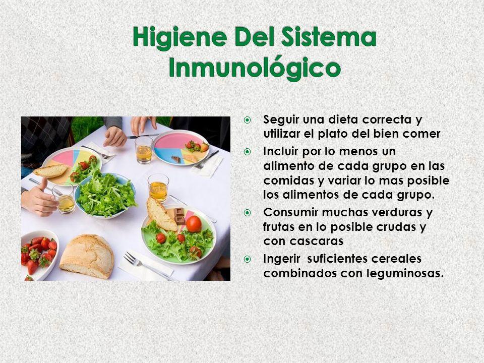 Higiene Del Sistema Inmunológico