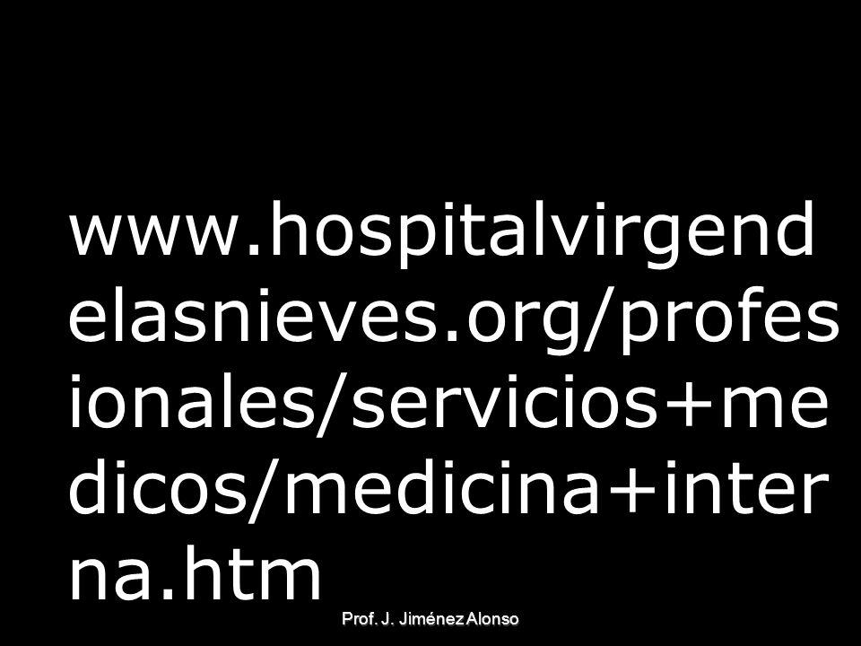 www. hospitalvirgendelasnieves