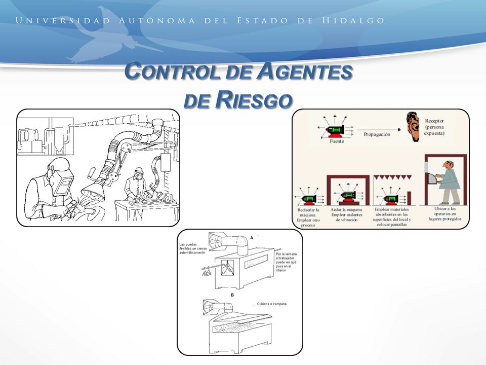 Control de Agentes de Riesgo
