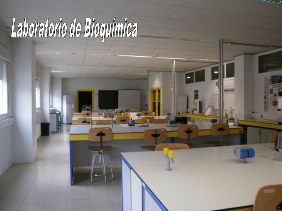 Laboratorio de Bioquímica
