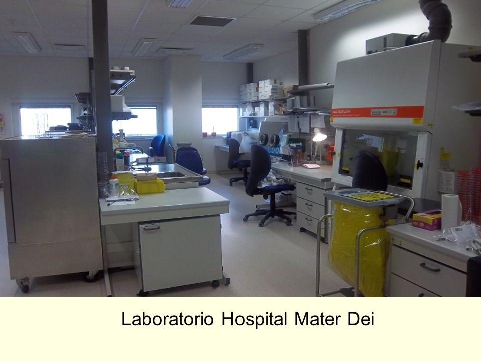 Laboratorio Hospital Mater Dei