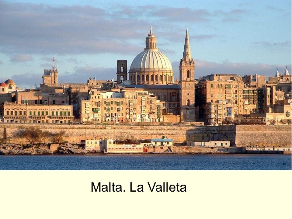 Malta. La Valleta
