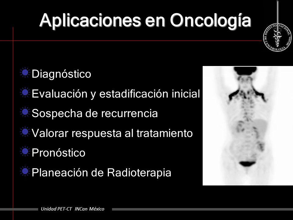 Aplicaciones en Oncología