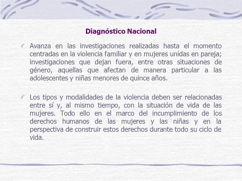 Diagnóstico Nacional