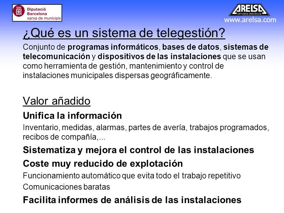 ¿Qué es un sistema de telegestión