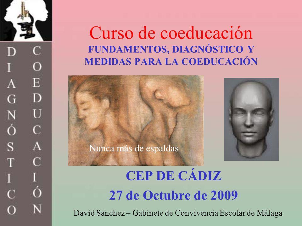 CEP DE CÁDIZ 27 de Octubre de 2009