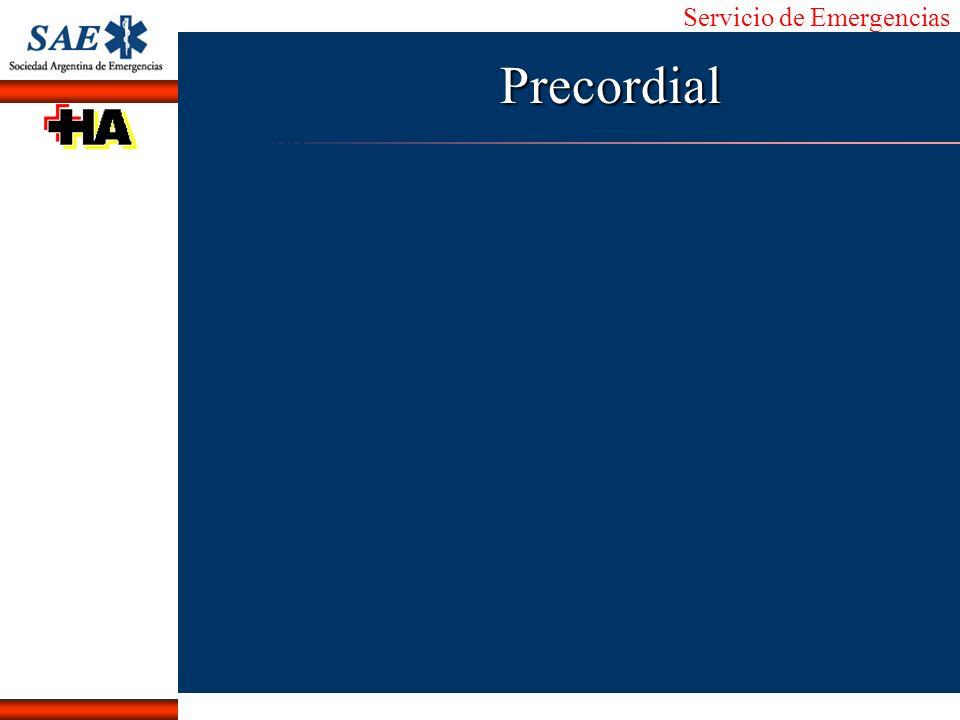Precordial