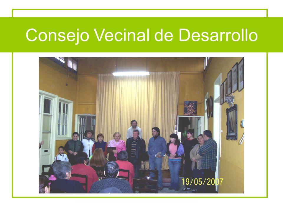 Consejo Vecinal de Desarrollo