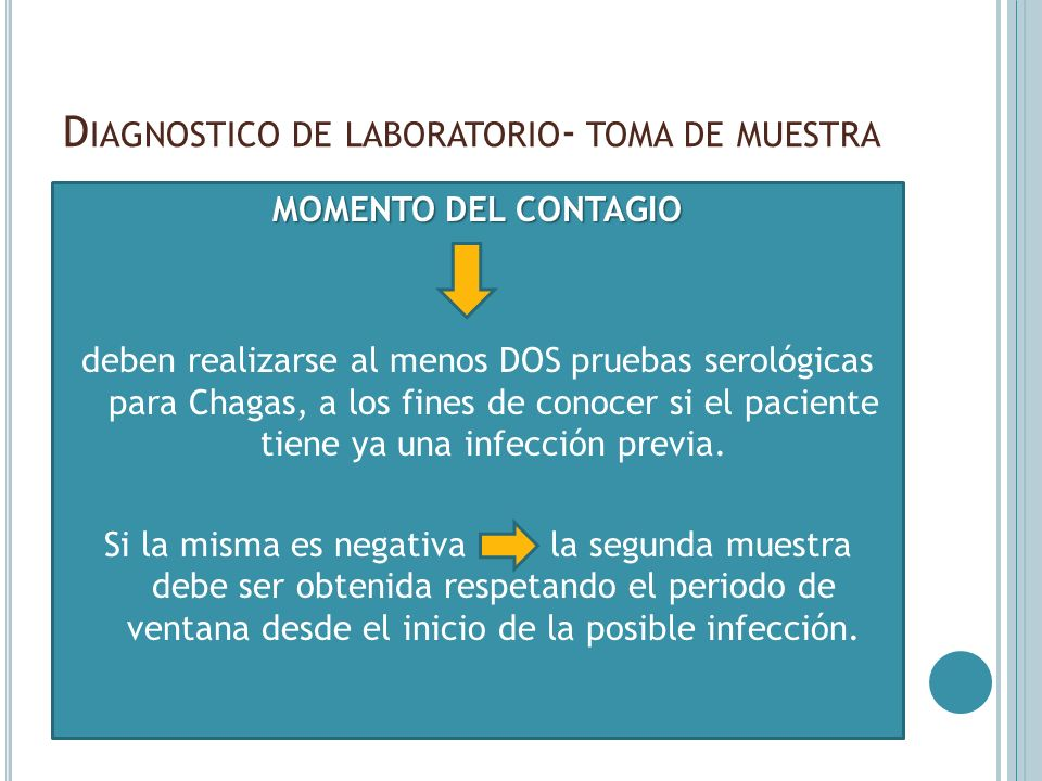 Diagnostico de laboratorio- toma de muestra