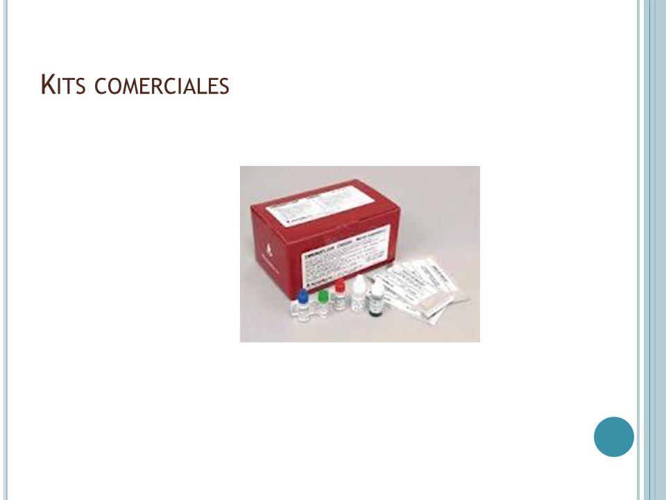 Kits comerciales