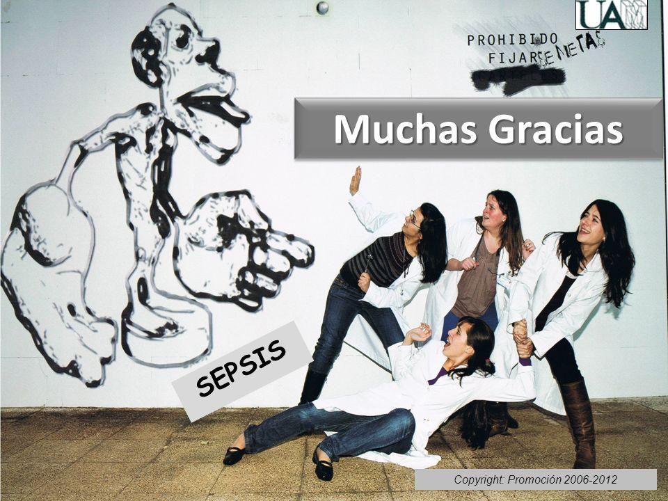 Copyright: Promoción 2006-2012