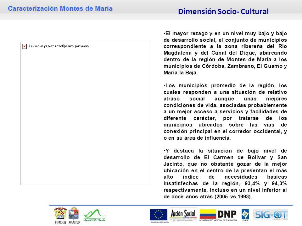 Dimensión Socio- Cultural