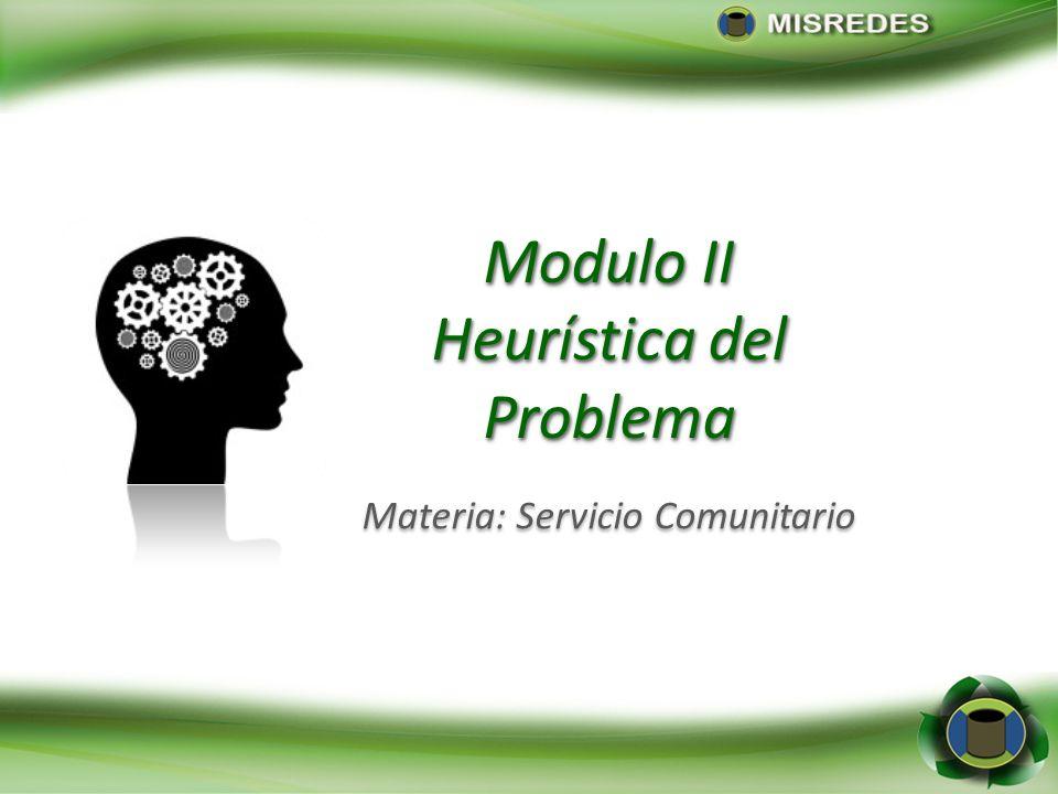 Materia: Servicio Comunitario